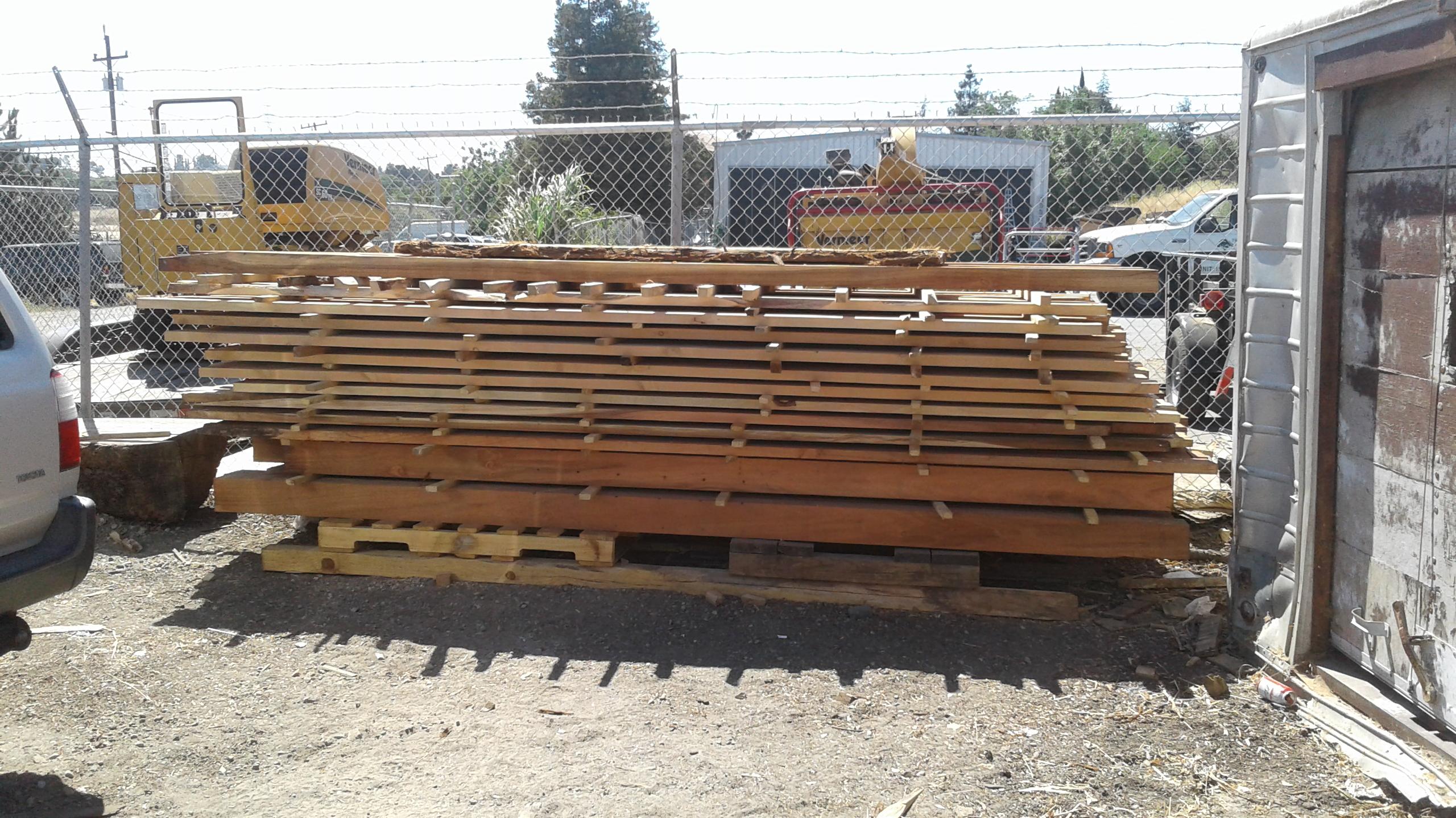 Urban Lumber Dimensional Lumber Traverso Tree Service Inc